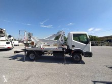 Multitel articulated truck mounted MX170