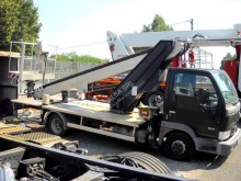 Multitel telescopic truck mounted ALU 18