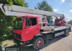 Wumag WT270 + Mercedes-Benz 1520 used self-propelled