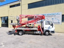 Used articulated truck mounted Socage Apache 18/8