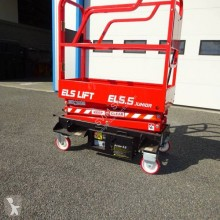 Els Lift Junior 5.5 aerial platform used articulated self-propelled