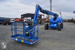 Haulotte H 23 TPX / Teleskop-Arbeitsbühne aerial platform used