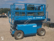 Genie GS3268RT used Scissor lift self-propelled