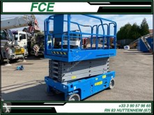 Genie GS 3246 *ACCIDENTE*DAMAGED*UNFALL* aerial platform damaged Scissor lift self-propelled
