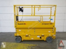 Haulotte Compact 10 N aerial platform new Scissor lift self-propelled