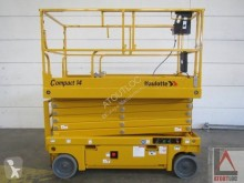 Haulotte Compact 14 aerial platform new Scissor lift self-propelled