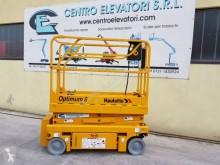 Vysokozdvižná plošina Haulotte Optimum 8 pracovná plošina na samohybnom podvozku Nožnicová plošina ojazdený