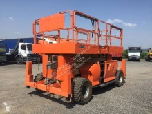 JLG 4394RT aerial platform used self-propelled