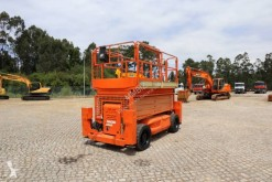 JLG M4069LE aerial platform used Scissor lift self-propelled