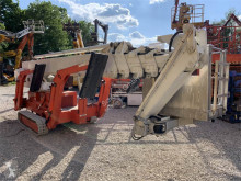 Vysokozdvižná plošina Teupen Leo 30 30m Kettenhebebühne ultra Gelä pracovná plošina na samohybnom podvozku kĺbová ojazdený