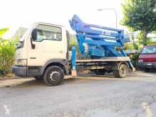 CTE articulated truck mounted Z20