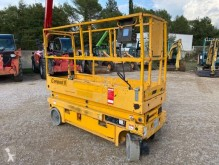 Haulotte Compact 8 C 8 aerial platform used Scissor lift self-propelled