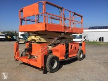 JLG 3394RT aerial platform used self-propelled
