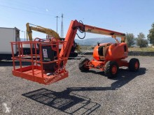 JLG 600AJ aerial platform used self-propelled