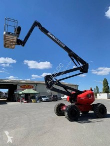 Used telescopic articulated self-propelled aerial platform Manitou 200 ATJ
