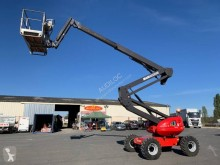 Used telescopic articulated self-propelled aerial platform Manitou 160 ATJ+