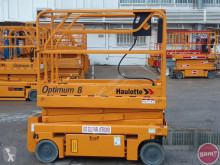 Used Scissor lift self-propelled Haulotte OPTIMUM 8