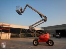 Manitou 200 ATJ gebrauchte selbstfahrende Arbeitsbühne Teleskopbühne