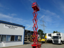 Genie GS-3246 GS 3246 Scherenbühne 318 kg System Lift aerial platform used Scissor lift self-propelled