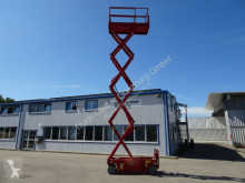 Genie GS-2632 GS 2632 Scherenhebebühne 227 kg System Lift skylift Plattform för sax begagnad