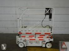 Plataforma elevadora plataforma automotriz de tijeras usada Haulotte Optimum 8
