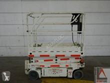 Haulotte Optimum 8 nacelle automotrice Plate-forme ciseau occasion