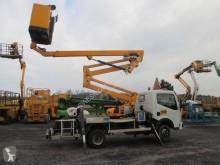Hoogwerker op vrachtwagen CTE ZED17VTR Podnośnik koszowy na samochodzie Renault Maxity