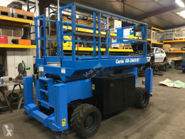 Genie GS-2669RT used Scissor lift self-propelled