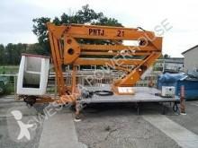 PNT J21 podnośnik koszowy przegubowy nacelă autopropulsată second-hand