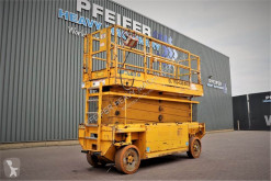 Liftlux self-propelled SL153-E12 2WD Electric, 17.3m Working Height, 500k