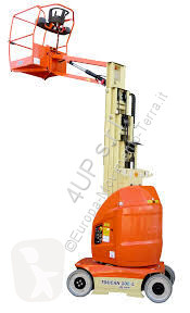 JLG TOUCAN 10E aerial platform used articulated self-propelled
