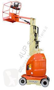 JLG TOUCAN 10E самоходна вишка Вертикална мачта втора употреба