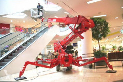 Teupen LEO 23 GT aerial platform used articulated self-propelled