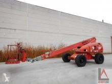 Haulotte H 21 TX gebrauchte selbstfahrende Arbeitsbühne Teleskopbühne