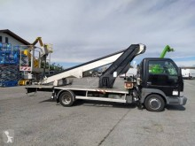 Multitel ALU 18 used telescopic truck mounted