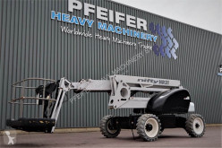 Niftylift HR21DE 2WD Bi-Energy, 20.8m Working Height, 13m re aerial platform used self-propelled