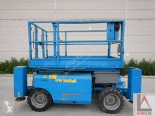 Genie GS2668RT used Scissor lift self-propelled