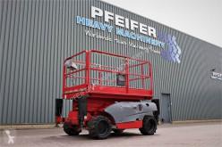 Nacelă autopropulsată Haulotte COMPACT 10DX Diesel, Drive, 10.2m Working Heig