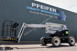 Niftylift HR15D Diesel, Drive, 15.7m Working Height, aerial platform used self-propelled