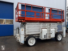 Genie GS-5390 RT used Scissor lift self-propelled