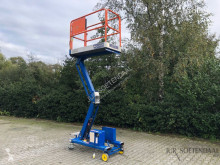Power Tower 5,1 m aerial platform used Scissor lift self-propelled