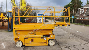 Haulotte Compact 10 aerial platform used
