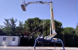 Plataforma elevadora Cela Spyder 365 plataforma automotriz articulada usada