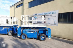 Genie GS 3268RT 4WD aerial platform used Scissor lift self-propelled