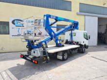 Plataforma elevadora camión con cesta elevadora articulada Manotti GalaxyLift 23.11