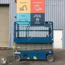 Genie GS2646 aerial platform used Scissor lift self-propelled