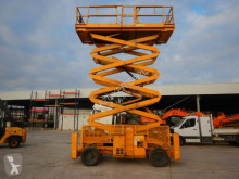 Skylift Plattform för sax Genie GS-5390RT