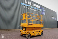 Haulotte COMPACT 10 Electric, 10.2m Working Height, Non Mar aerial platform used self-propelled