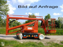 PB Lifttechnik Dino 1050 aerial platform used articulated self-propelled