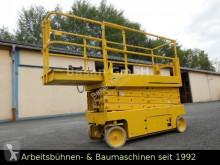 Genie GS 2632, Scherenarbeitsbühne Genie 10 m aerial platform used self-propelled